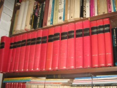 La colección encuadernada de EL CUENTO