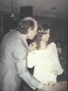 Boda de Valadés y Adriana Quiróz