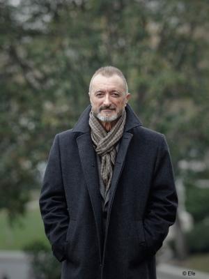 Arturo Pérez-Reverté