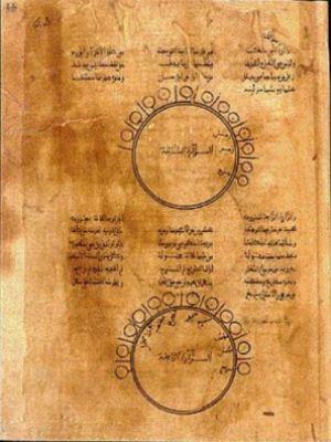 Ibn Abd Rabbihi, Manuscrito de EL COLLAR ÚNICO