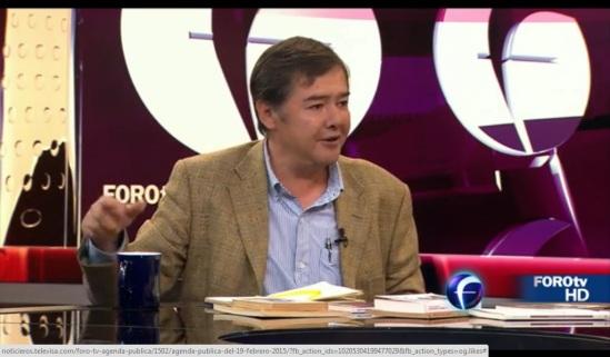 minificcionistas en foro tv Marcial